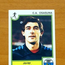 Cromos de Futebol: OSASUNA - 197 VICUÑA - FÚTBOL 85 - PANINI 1984-1985, 84-85 - NUNCA PEGADO. Lote 57056305