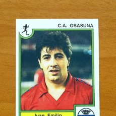 Cromos de Futebol: OSASUNA - 198 MACUA - FÚTBOL 85 - PANINI 1984-1985, 84-85 - NUNCA PEGADO. Lote 57056343