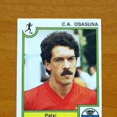 Cromos de Futebol: OSASUNA - 211 IRIGUIBEL - FÚTBOL 85 - PANINI 1984-1985, 84-85 - NUNCA PEGADO. Lote 57056668