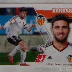Cromos de Fútbol: LIGA ESTE 2015 - 2016. 5 BARRAGAN (VALENCIA CF). Lote 57060265