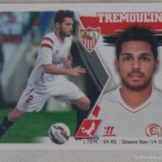 Cromos de Fútbol: LIGA ESTE 2015 - 2016. 10 TREMOULINAS (SEVILLA CF). Lote 57060278