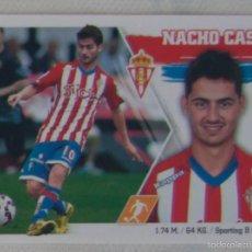 Cromos de Fútbol: LIGA ESTE 2015 - 2016. 11 NACHO CASES (SPORTING GIJON). Lote 57060329