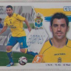 Cromos de Fútbol: LIGA ESTE 2015 - 2016. 13 CULIO (UD LAS PALMAS). Lote 57077950