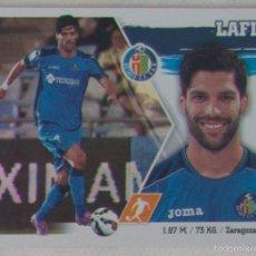 Cromos de Fútbol: LIGA ESTE 2015 - 2016. 14 LAFITA (GETAFE CF). Lote 57077996