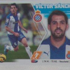 Cromos de Fútbol: LIGA ESTE 2015 - 2016. 11 VÍCTOR SÁNCHEZ (RCD ESPANYOL). Lote 57078014