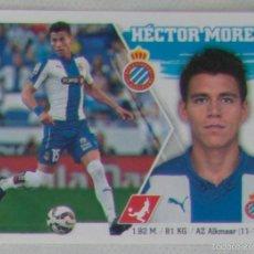 Cromos de Fútbol: LIGA ESTE 2015 - 2016. 6 HÉCTOR MORENO (RCD ESPANYOL). Lote 57078118