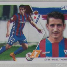 Cromos de Fútbol: LIGA ESTE 2015 - 2016. 15 SAÚL (SD EIBAR). Lote 57078138