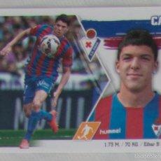 Cromos de Fútbol: LIGA ESTE 2015 - 2016. 13 CAPA (SD EIBAR). Lote 57078158