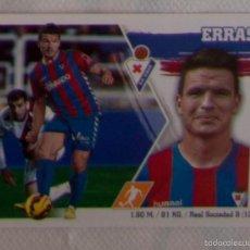 Cromos de Fútbol: LIGA ESTE 2015 - 2016. 12 ERRASTI (SD EIBAR). Lote 57078179