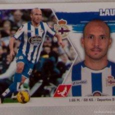 Cromos de Fútbol: LIGA ESTE 2015 - 2016. 5 LAURE (DEPORTIVO DE LA CORUÑA). Lote 57078219