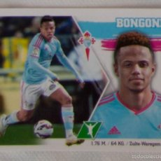 Cromos de Fútbol: LIGA ESTE 2015 - 2016. 18 BONGONDA (RC CELTA). Lote 57078232