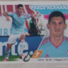 Cromos de Fútbol: LIGA ESTE 2015 - 2016. 14 PABLO HERNÁNDEZ (RC CELTA). Lote 57078250