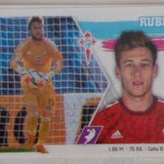 Cromos de Fútbol: LIGA ESTE 2015 - 2016. 4 RUBÉN (RC CELTA). Lote 57078308