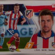 Cromos de Fútbol: LIGA ESTE 2015 - 2016. 11 GABI (ATLÉTICO DE MADRID). Lote 57083091
