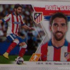 Cromos de Fútbol: LIGA ESTE 2015 - 2016. 15 RAÚL GARCIA (ATLÉTICO DE MADRID). Lote 57083127