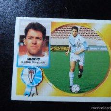 Cromos de Futebol: SKOCIC DEL COMPOSTELA ALBUM ESTE LIGA 1994 - 1995 ( 94 - 95 ) . Lote 145507220