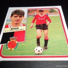 Cromos de Fútbol: NADAL MALLORCA CROMOS ALBUM EDICIONES ESTE LIGA FUTBOL 1989 1990 89 90 . Lote 57230790