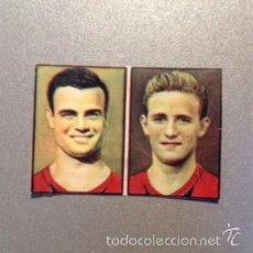 Cromos de Fútbol: 1949 - 49 - SEGUNDO ALBUM GALLINA BLANCA - FC BARCELONA - CURTA - GONZALVO III - 2. Lote 57390614
