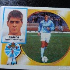 Cromos de Futebol: CARLOS DEL CELTA DE VIGO ALBUM ESTE LIGA 1994 - 1995 ( 94 - 95 ). Lote 57391654