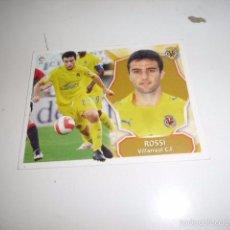 Cromos de Fútbol: CROMO FUTBOL ROSSI VILLAREAL C.F. Lote 57428400
