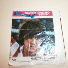 Cromos de Fútbol: SUPER CROMO BOOMER CHICLES BOOMER Nº50. Lote 57471920