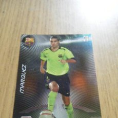 Cromos de Futebol: CROMO ERROR IMPRESION ALBUM MEGACRACKS 2006 2007 06 07 DIFERENTE TRASERA MIRAR FOTOGRAFIAS. Lote 57488490