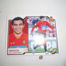 Cromos de Fútbol: CROMOS FUTBOL 2007/08 ESTE IBAGAZA RCD MALLORCA. Lote 57634722
