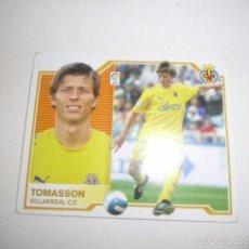 Cromos de Fútbol: CROMOS FUTBOL 2007/08 ESTE TOMASSON VILLAREAL CF. Lote 57634943