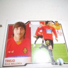 Cromos de Fútbol: CROMOS FUTBOL 2007/08 ESTE TREJO RCD MALLORCA. Lote 57635074