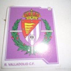 Cromos de Fútbol: CROMOS FUTBOL 2007/08 ESTE ESCUDO VALLADOLID CF. Lote 57637669