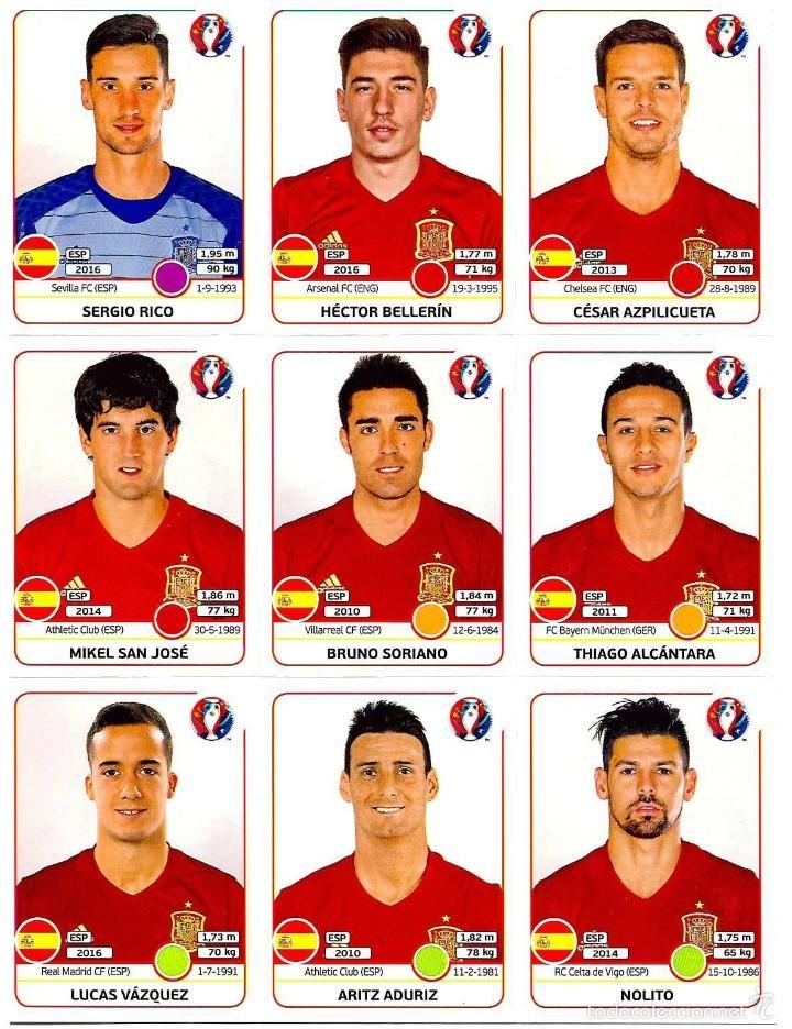 CROMOS EXTRA EDICION EDITION STICKERS PANINI UEFA EURO CUP FRANCE 2016 EUROCOPA ACTUALIZACION (Coleccionismo Deportivo - Álbumes y Cromos de Deportes - Cromos de Fútbol)