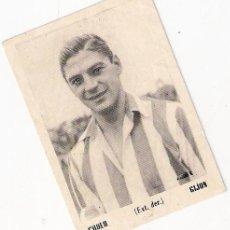 Cromos de Fútbol: CHOLO, SPORTING DE GIJÓN, AÑOS 40. Lote 57752191