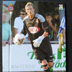 Cromos de Fútbol: 64 LEMMENS - R.C.D. ESPANYOL - MEGAFICHAS 2003 2004 03 04 - PANINI - VERSION JAPONESA. Lote 57837533