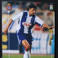 Cromos de Fútbol: 65 TORRICELLI - R.C.D. ESPANYOL - MEGAFICHAS 2003 2004 03 04 - PANINI - VERSION JAPONESA. Lote 57837562