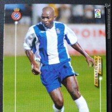 Cromos de Fútbol: 68 WOME - R.C.D. ESPANYOL - MEGAFICHAS 2003 2004 03 04 - PANINI - VERSION JAPONESA. Lote 57837637