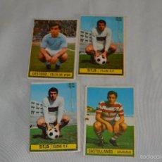 Cromos de Fútbol: LOTE 4 CROMOS VARIADOS - EDICIONES ESTE - LIGA 74 / 75 - MIRA LAS FOTOS PARA MÁS DETALLE - LOTE01. Lote 58112559