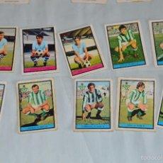 Cromos de Fútbol: LOTE 10 CROMOS - R.C CELTA Y R. BETIS B. - FHER - CAMPEONATO DE LIGA 72 / 73 - LOTE12. Lote 58113316
