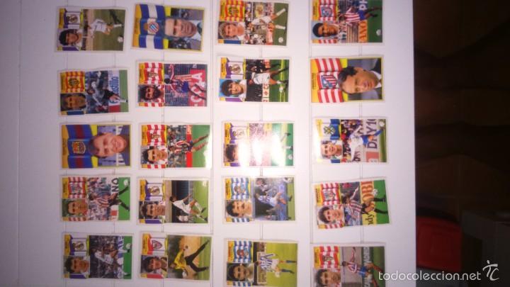 CROMOS FÚTBOL 90-91 (Coleccionismo Deportivo - Álbumes y Cromos de Deportes - Cromos de Fútbol)