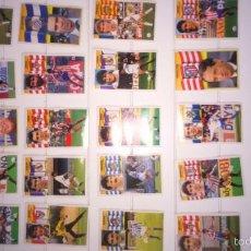Cromos de Fútbol: CROMOS FÚTBOL 90-91. Lote 58139812