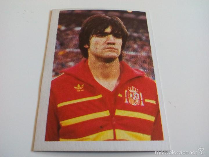 77 marcos alonso (españa) coleccion euro fans c - Comprar Cromos de ...