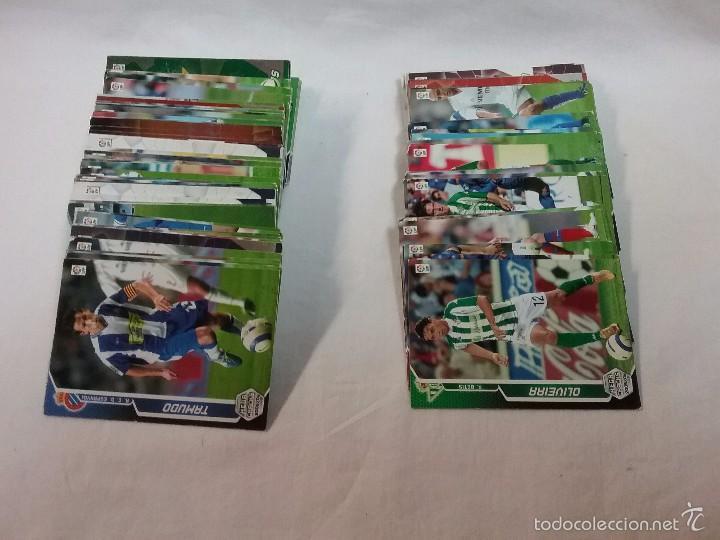 LOTE DE 165 MEGA CRACKS PANINI TEMPORADA 2005 - 2006 (Coleccionismo Deportivo - Álbumes y Cromos de Deportes - Cromos de Fútbol)