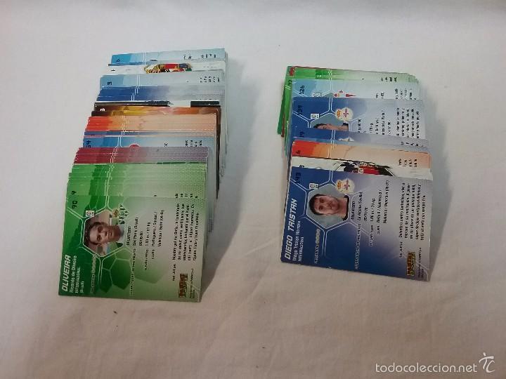 Cromos de Fútbol: LOTE DE 165 MEGA CRACKS PANINI TEMPORADA 2005 - 2006 - Foto 2 - 58533125