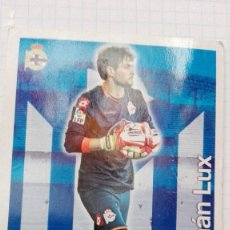 Cromos de Fútbol: MUNDICROMO 2015 GERMAN LUX. Lote 58562850