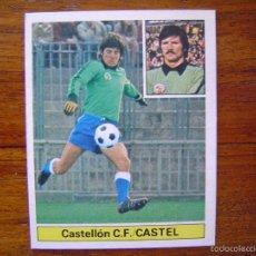Cromos de Fútbol: CASTEL ( CASTELLON C.F. ) - ESTE 81/82 1981/82 ULTIMOS FICHAJES NÚMERO 12 - SIN PEGAR NUEVO. Lote 58743835