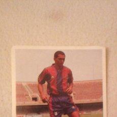 Cromos de Fútbol: PANINI LOS MEJORES EQUIPOS DE EUROPA 96-97. NUNCA PEGADO BARCELONA GIOVANNI. Lote 58761307