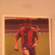 Cromos de Fútbol: PANINI LOS MEJORES EQUIPOS DE EUROPA 96-97. NUNCA PEGADO BARCELONA POPESCU. Lote 58761356