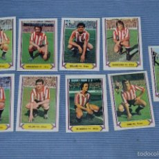 Cromos de Fútbol: ESTE -- LIGA 80-81 - LIGA 80 / 81 - 09 CROMOS ATH. BILBAO - MUY BUEN ESTADO ¡MIRA FOTOS/DETALLES!. Lote 59149930