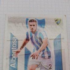 Cromos de Fútbol: MUNDICROMO 2015 RAUL ALBENTOSA. Lote 59596995