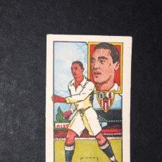 Cromos de Fútbol: CROMO DE FUTBOL. ALCONERO. SEVILLA CF. CROMOS MOSQUITO. Lote 59750108