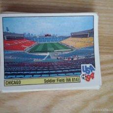 Cromos de Fútbol: LOTE 50 CROMOS MUNDIAL USA EEUU 1994 94 PANINI. SIN PEGAR Y DISTINTOS.. Lote 59789436